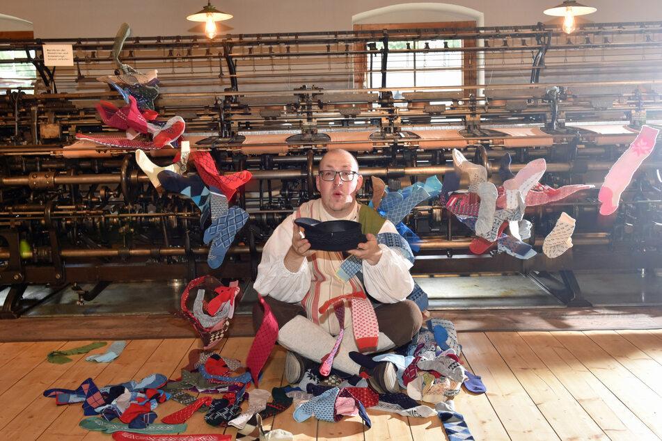 Saniertes Strumpfmuseum kann endlich wieder öffnen