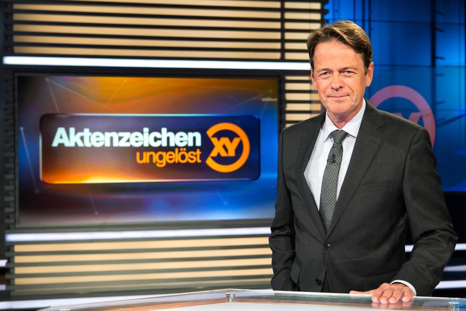 Moderator Rudi Cerne (62) stellt am Mittwochabend einen Fall aus Hamburg vor. (Archivbild)