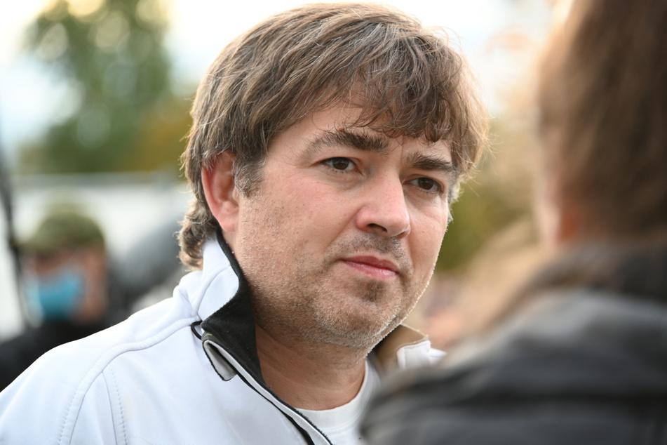"""Michael Ballweg ist Initiator der Bewegung """"Querdenken 711""""."""