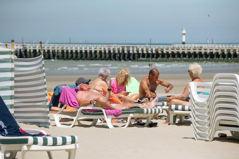 Einem Sommerurlaub am Strand steht derzeit nichts mehr im Weg.Heiko Maas (SPD), Außenminister,