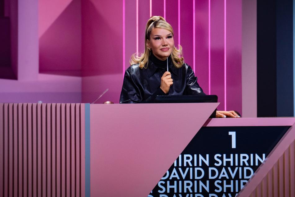 """Shirin David (26) ist eine der neuen Herausforderer für Joko Winterscheidt (42) bei """"Wer stiehlt mir die Show?""""."""