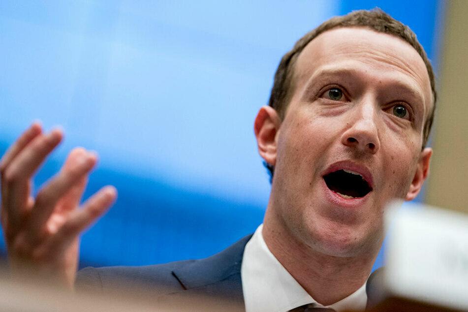 Während der Konzern Google nachgibt, zeigt das Unternehmen Facebook von Mark Zuckerberg (36) kein Verständnis.