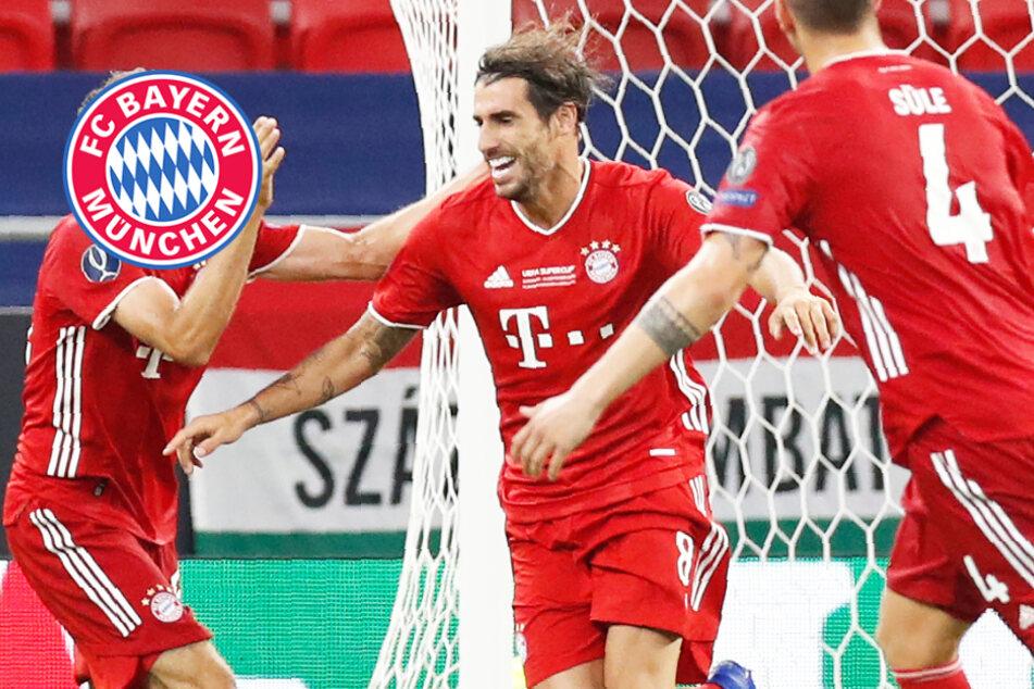 Muchas gracias, Javi! Martínez-Abschied vom FC Bayern offiziell