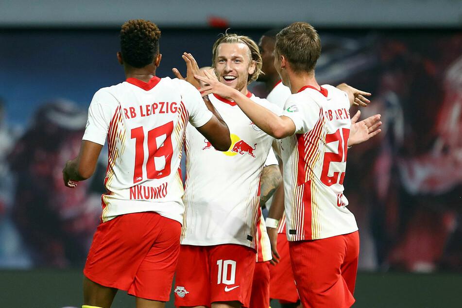 Emil Forsberg (29, M.) hat sich bei RB Leipzig seit seinem Wechsel 2015 zu einer Stütze entwickelt.