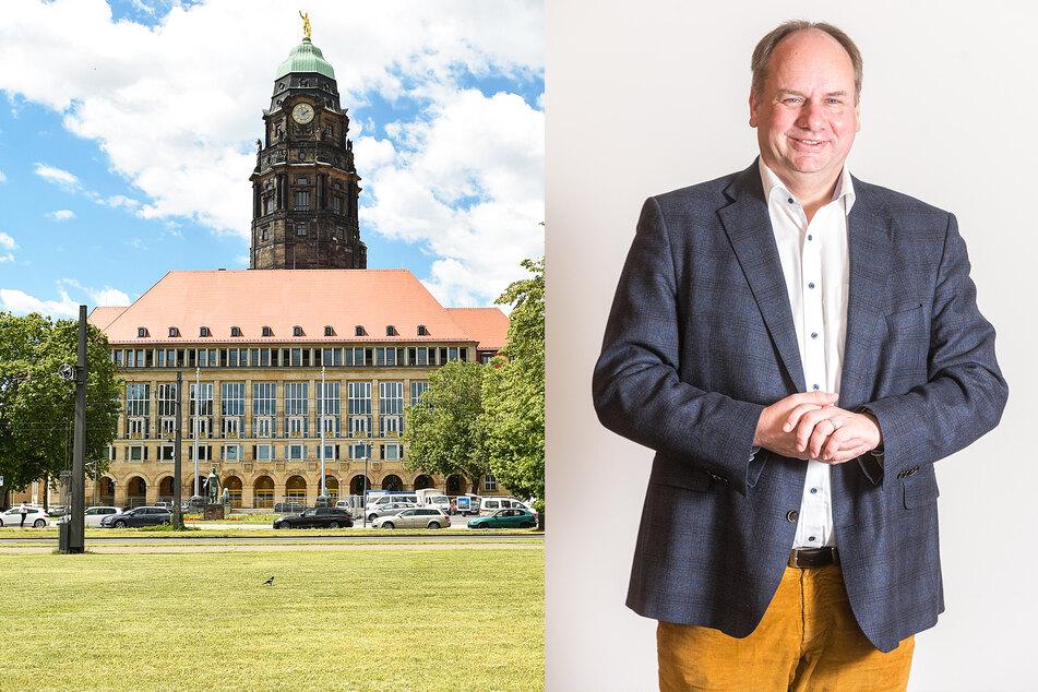 Spitzenposten neu besetzt: OB Hilbert baut das Rathaus um
