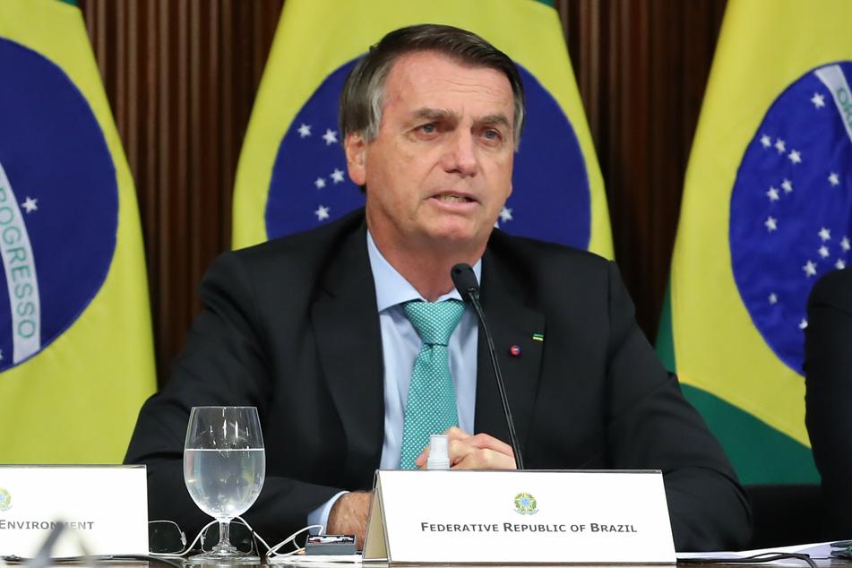 "Brasiliens ""Trump"": Präsident Jair Bolsonaro (66)."