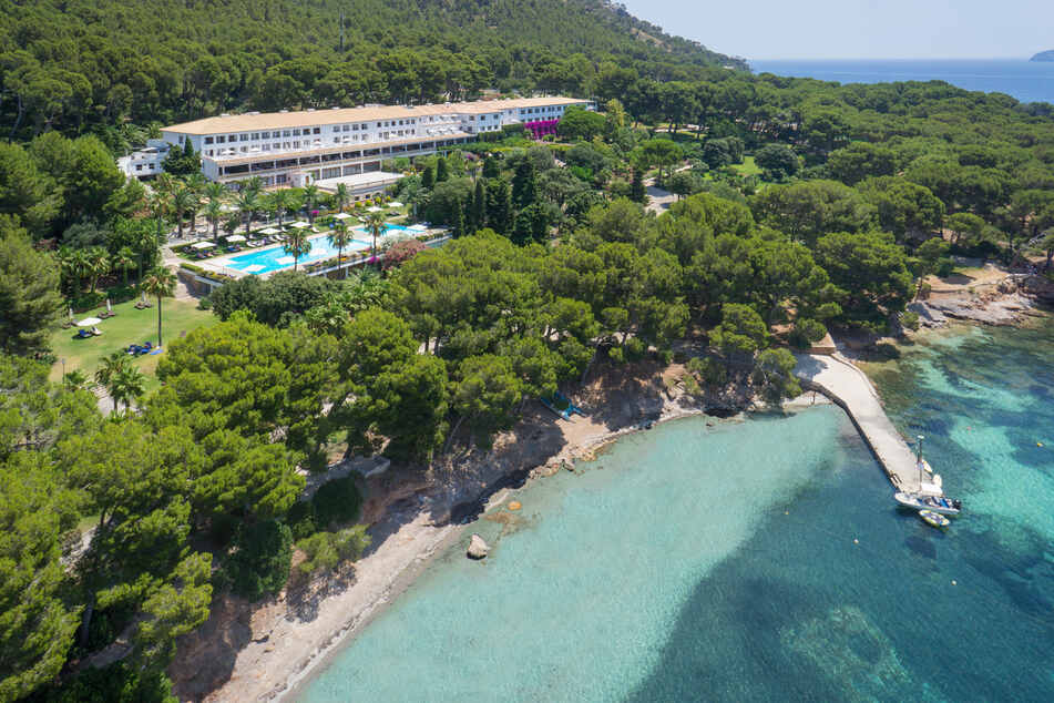 Churchill und der Dalai Lama waren dort Gäste: Mallorcas berühmtestes Hotel verkauft