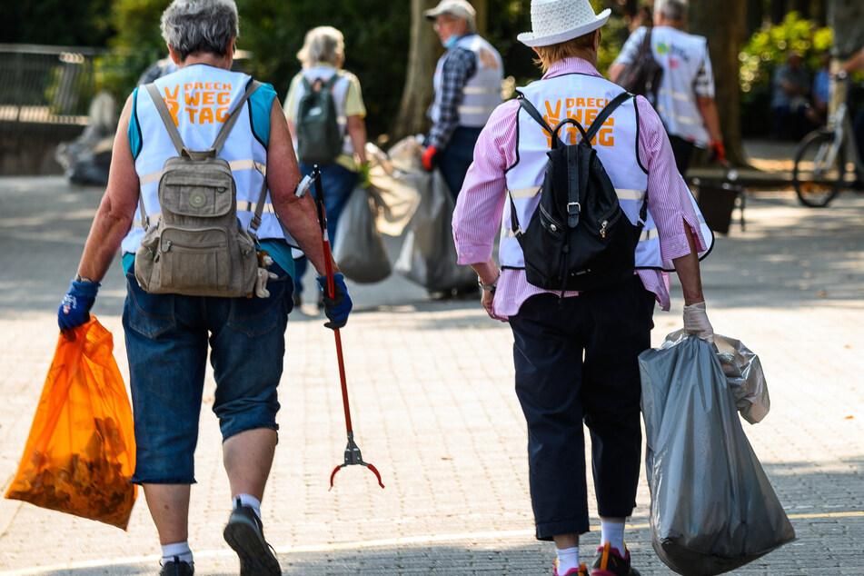 Bereits im Vorjahr beteiligten sich insgesamt rund 35.000 Menschen an der Umweltschutz-Aktion.