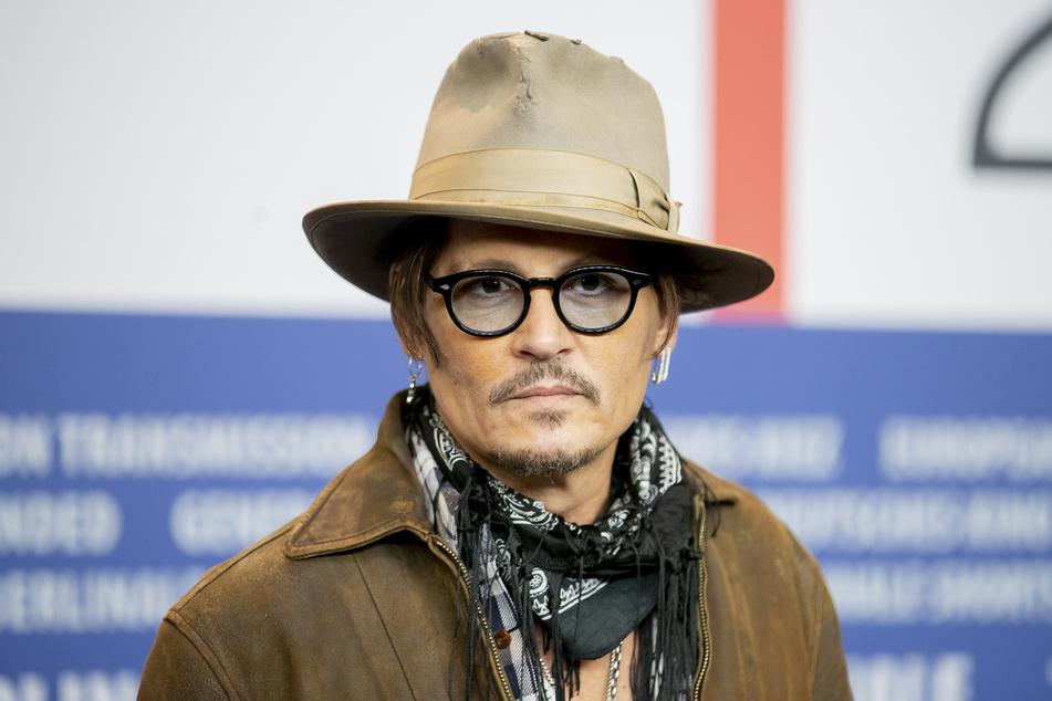 Johnny Depp (56) ist jetzt auch auf Instagram aktiv.