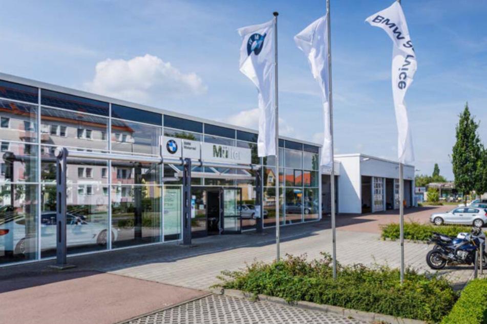 Großer BMW-Lagerverkauf in diesem Leipziger Autohaus!