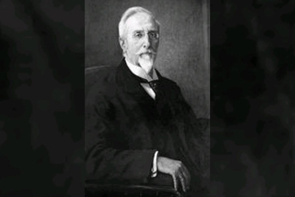 Patriarch mit Weitsicht: Firmengründer Friedrich von Heyden (1838-1926).