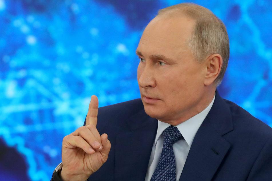Russian President Vladimir Putin has long been accused of interfering in US politics.