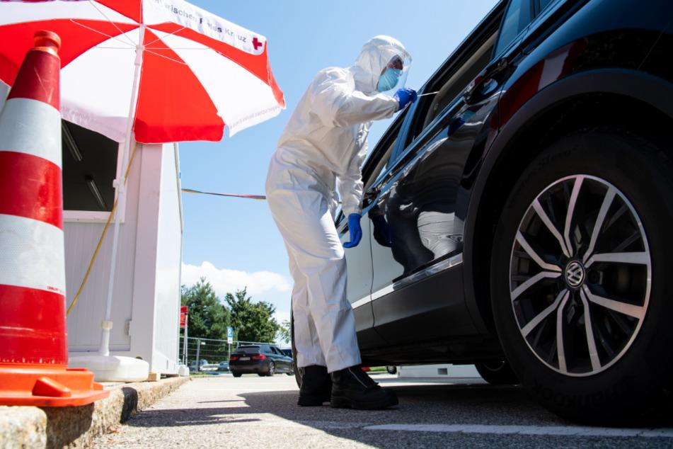Kehrtwende! Aus für Corona-Teststationen an bayerischen Autobahnen