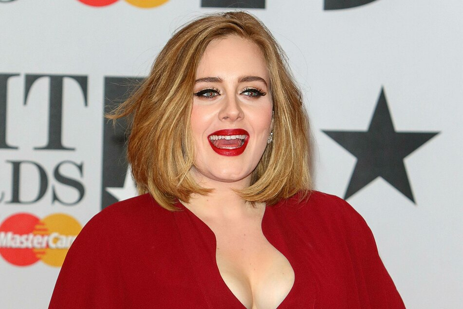 Adele looks very different these days.
