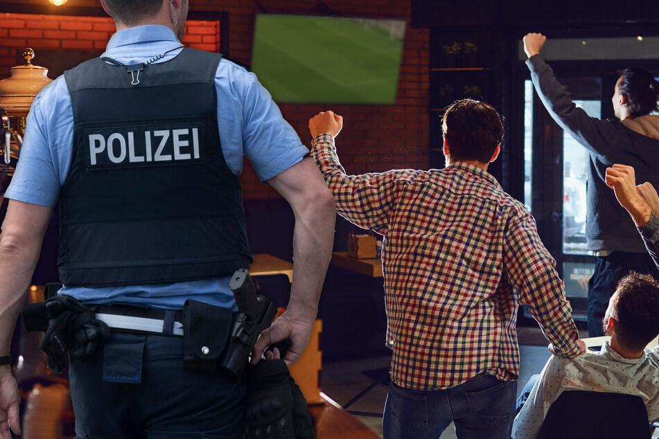 Als gäbe es kein Corona: Polizei sprengt fröhliches Saufgelage in Sportsbar
