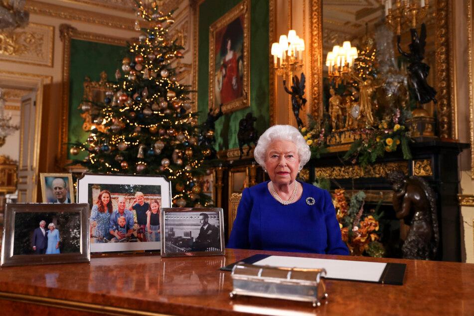 Seit mehr als 50 Jahren hält die britische Königin Elizabeth II. (94) ihre Weihnachtsansprache im Schloss Windsor.