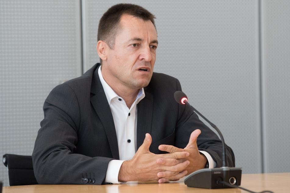 FDP-Politiker Torsten Herbst (46).