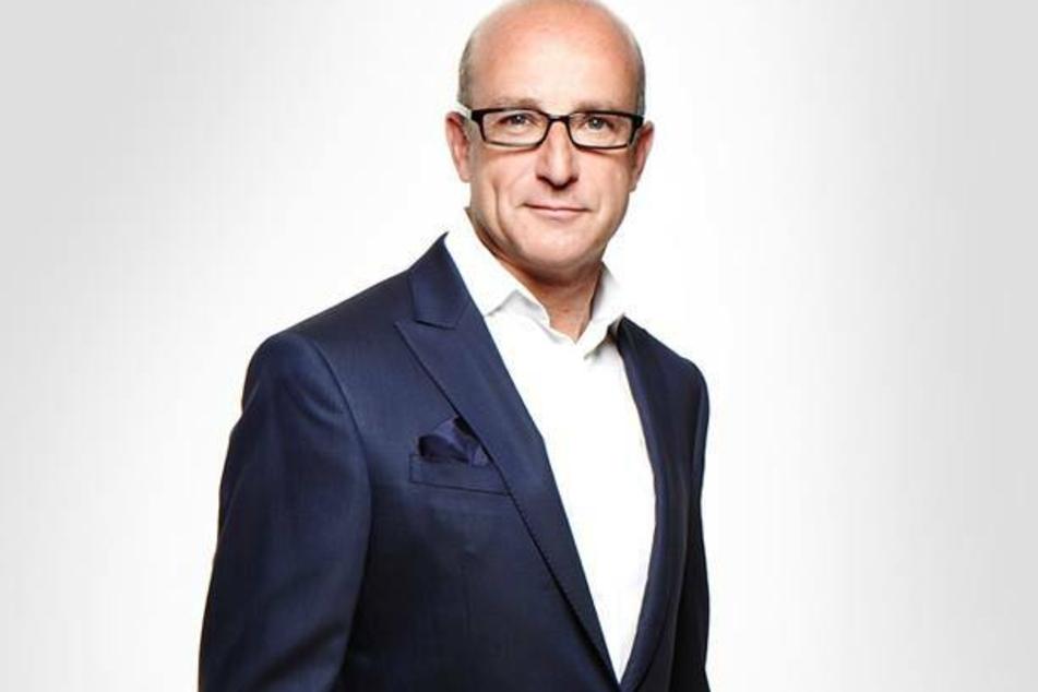 Hypnotiseur Paul McKenna (56).