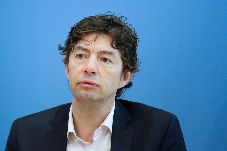 Christian Drosten (48), Direktor Institut für Virologie, Charite Berlin.