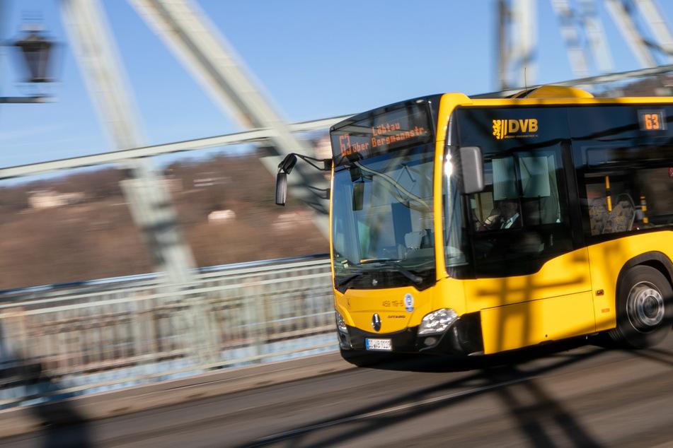 Dresden macht was für die Umwelt: Stadt bekommt große Ladung neuer Busse
