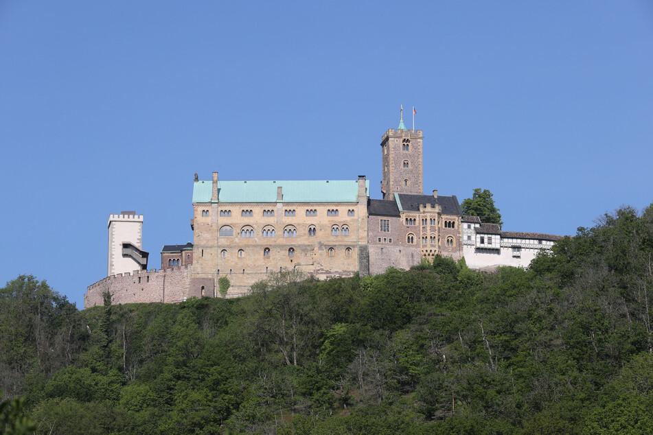 Die Wartburg gehört in Thüringen zu den beliebtesten Zielen für Touristen.