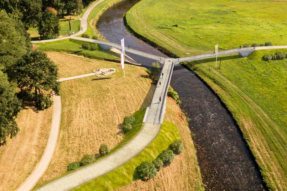 Abgespeckte Variante: Kommt die Brücke im Dreiländereck doch?