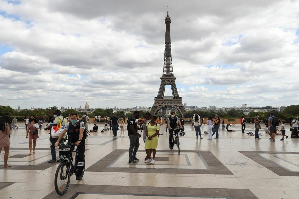In Frankreich wurden zuletzt 32.000 Corona-Neuinfektionen an nur einem Tag gemeldet.