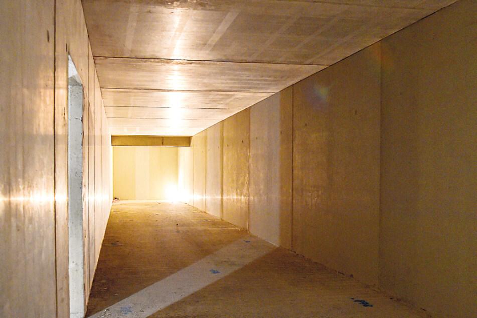 Auf dieser 25-Meter-Bahn soll ab 2022 scharf geschossen werden.