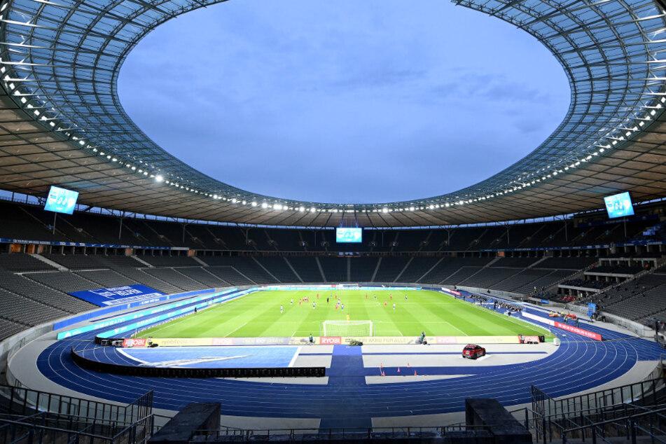Bleibt das Olympiastadion gegen den VfL Wolfsburg leer?