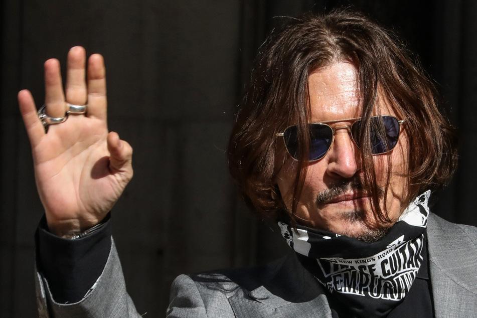 """Der Prozess wegen eines Artikels der Boulevardzeitung """"The Sun"""", in dem behauptet wurde, Johnny Depp (57) habe seine Ex-Frau Heard körperlich misshandelt, neigt sich dem Ende zu."""