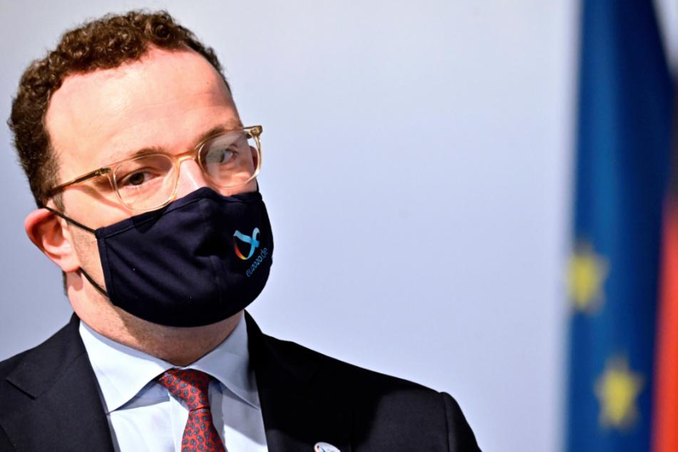 Jens Spahn (40, CDU), Bundesgesundheitsminister.