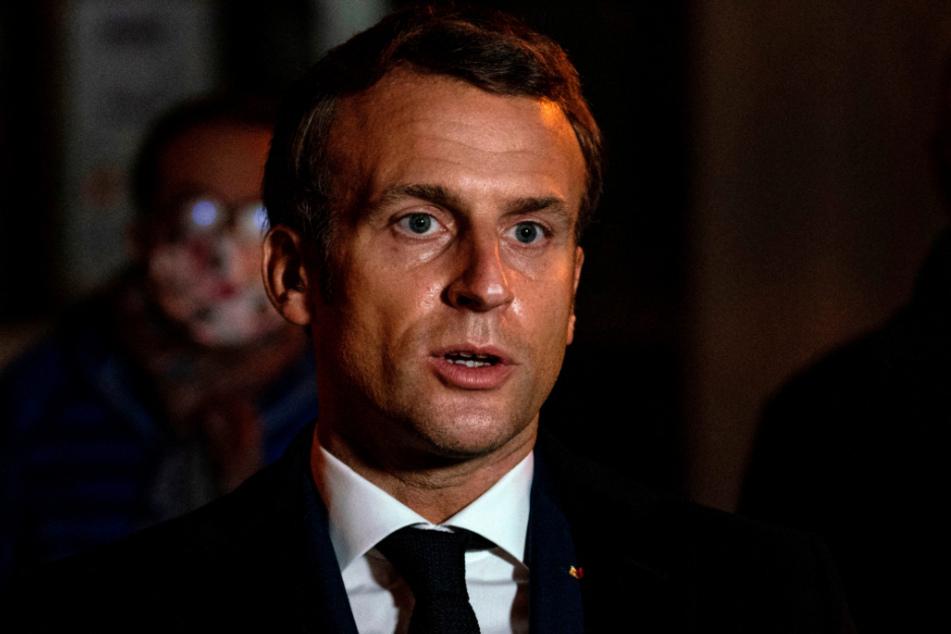 Frankreichs Präsident Emmanuel Macron (42) muss mit immer schlimmeren Fallzahlen kämpfen.