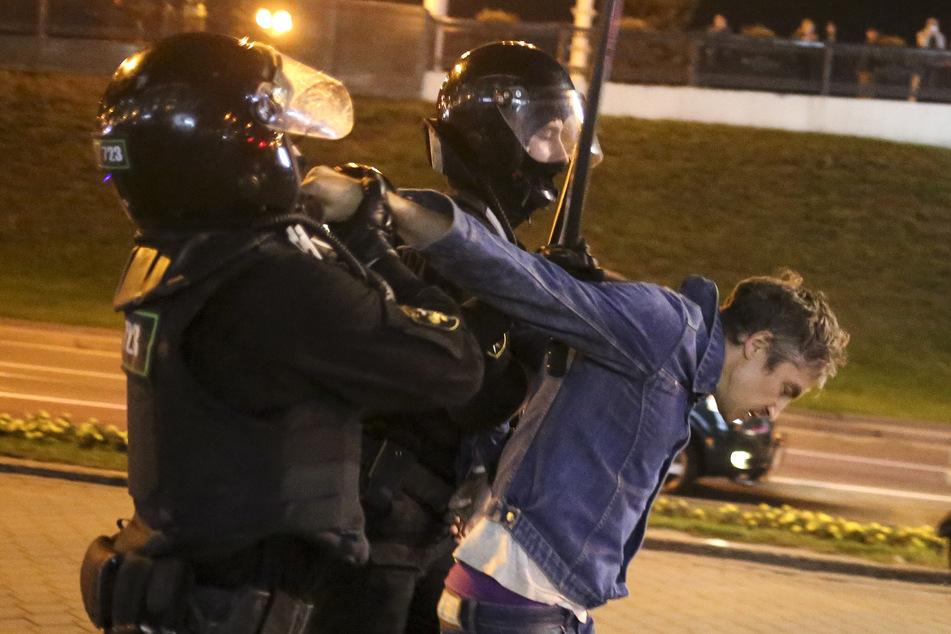259 Festnahmen in Belarus: Situation um Lukaschenko spitzt sich zu