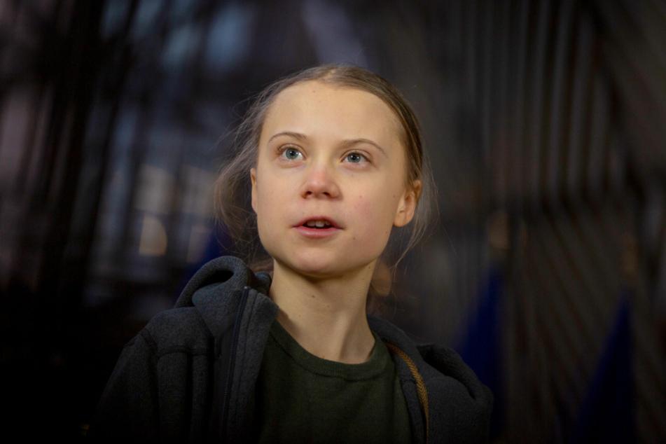 Greta Thunberg hat während der Covid-19-Pandemie die Spendierhosen an.