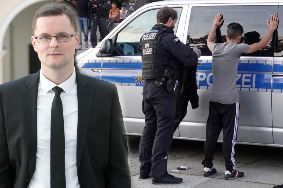Neue SOKO gegen kriminelle Großfamilien: Chemnitzer Polizei jagt Clans, die es (noch) nicht gibt