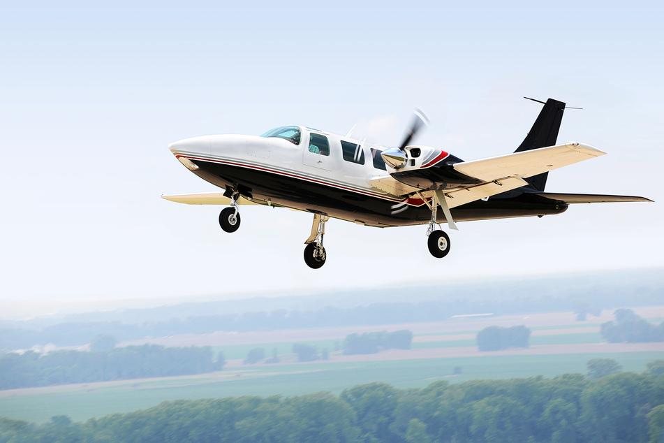 Mit einem kleinen Propellerflugzeug sollen die Tiere von Delhi nach Mumbai geflogen werden. (Symbolbild)