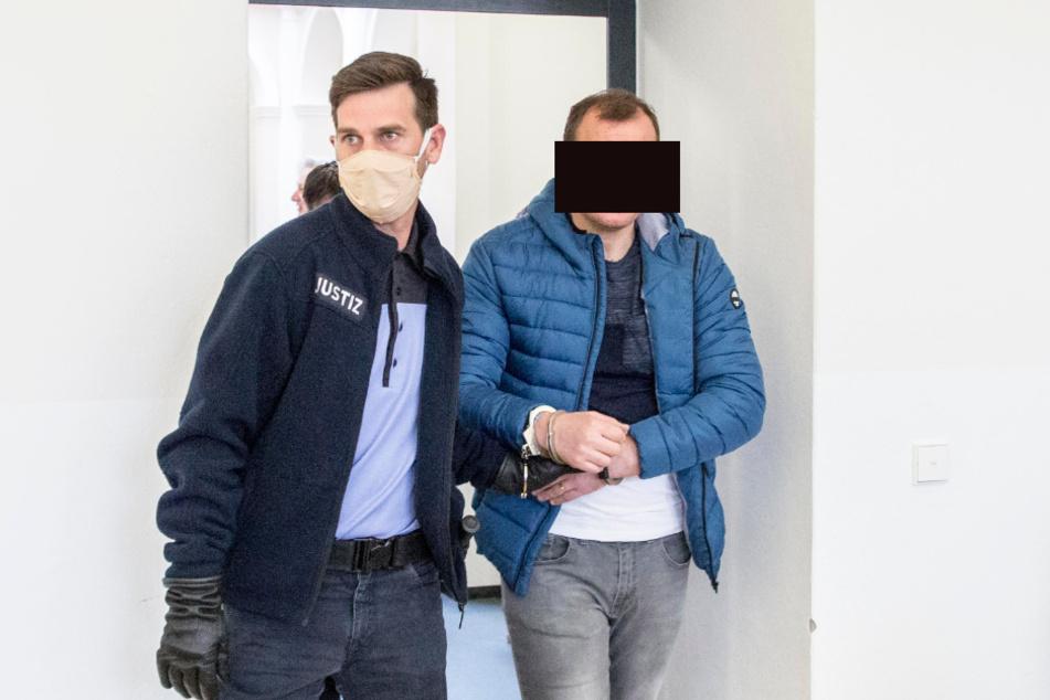 Hektor I. (23) soll die Drogentransporte organisiert haben.