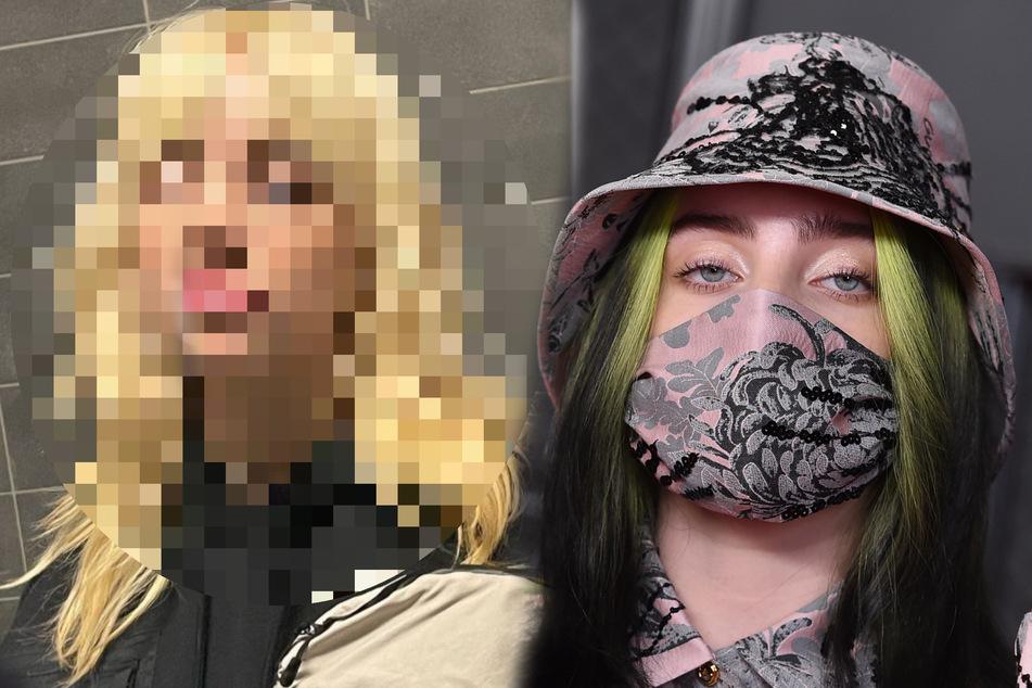 Vorbei mit grün-schwarz: So sieht Billie Eilish jetzt in blond aus!