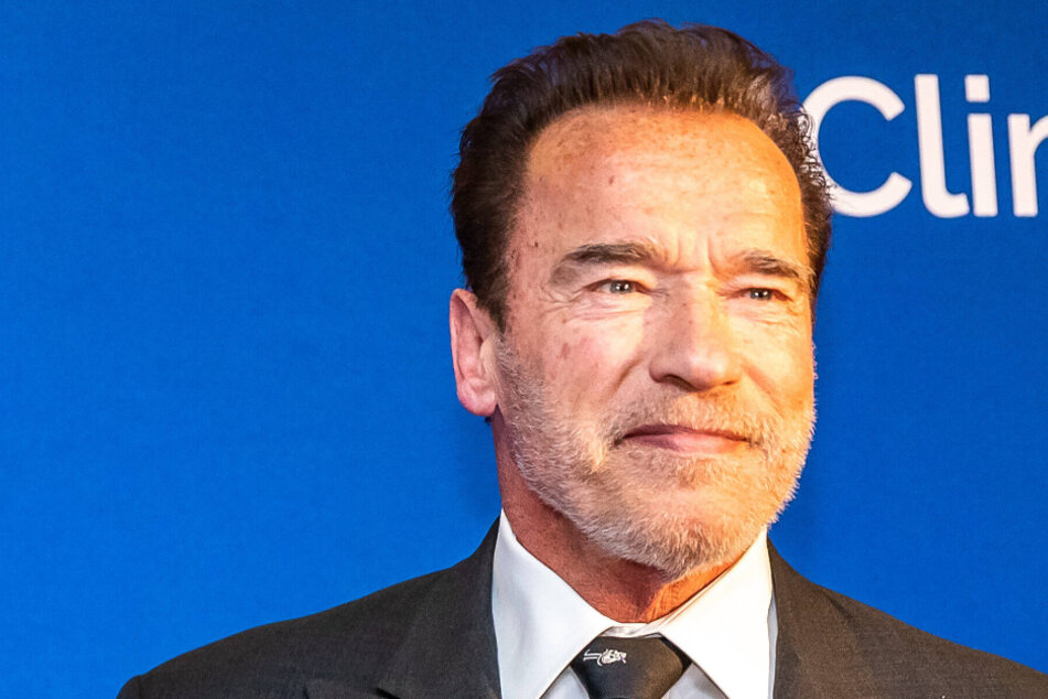 """Terminator"" ist Opa: Freude bei Arnold Schwarzenegger"