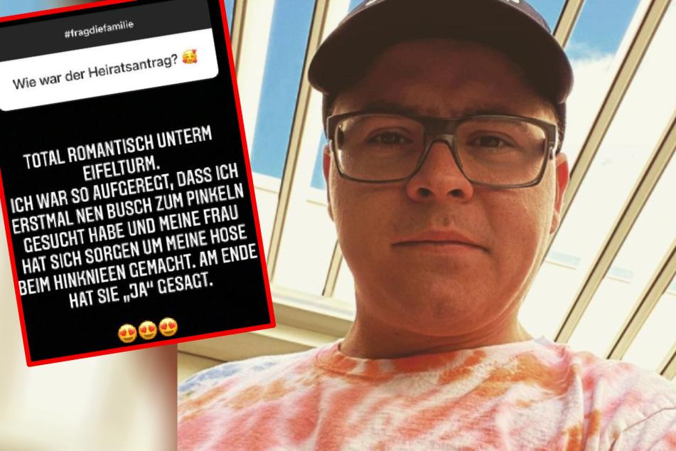 """Tokio-Hotel-Drummer über Heiratsantrag: """"Habe erstmal 'nen Busch zum Pinkeln gesucht"""""""