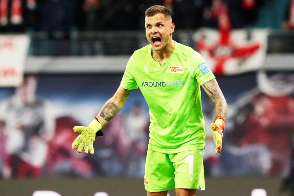 Rafal Gikiewicz (32) ging schon beim 1. FC Union Berlin als lautstarker Führungsspieler voran. Diese Rolle soll der sehr gute Bundesliga-Keeper auch beim FC Augsburg einnehmen.