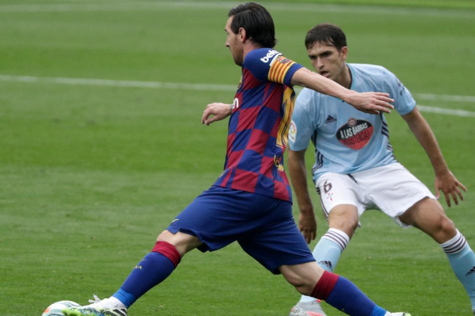 Vater von Lionel Messi schürt Zweifel am Weggang des Superstars