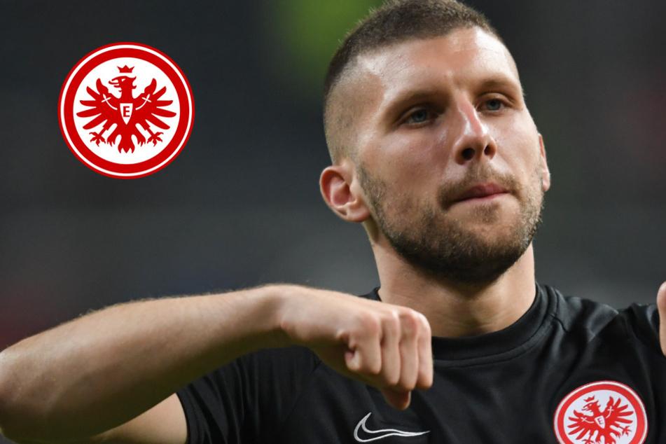 """Vize-Weltmeister Ante Rebic auch als Mailand-Profi ein """"treuer Eintracht-Fan"""""""