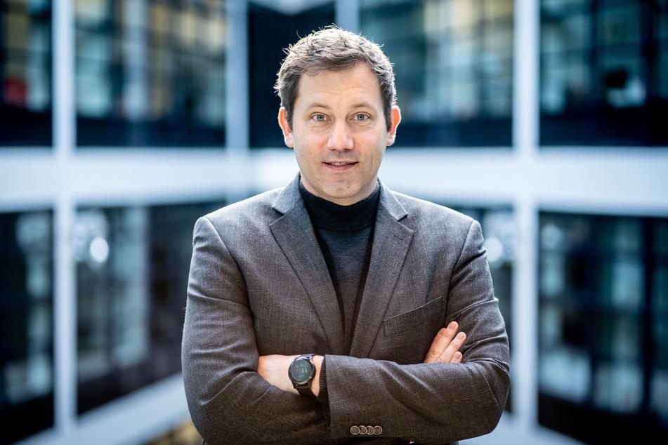"""SPD-Generalsekretär Lars Klingbeil (43) bezeichnete das Ringen der Union um die Kanzlerkandidatur als """"egoistisch""""."""