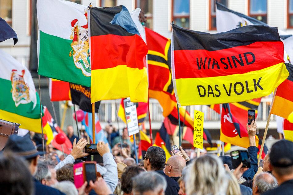Wissenschaftler klären: Ist Sachsen eine Hochburg der Rechtsextremen?