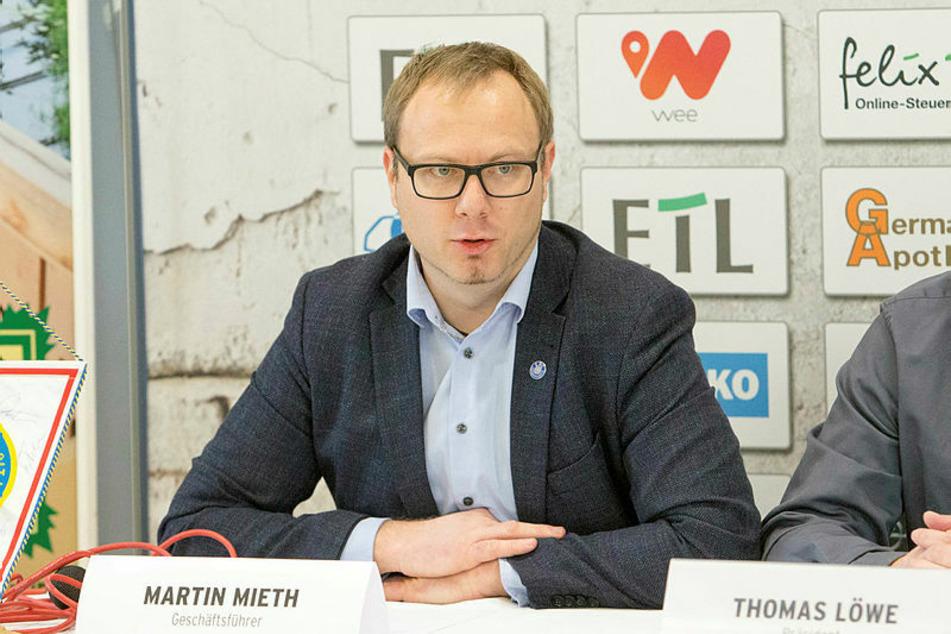 Martin Mieth blickt wohlwollend auf die vergangene Partnerschaft mit JAKO zurück.
