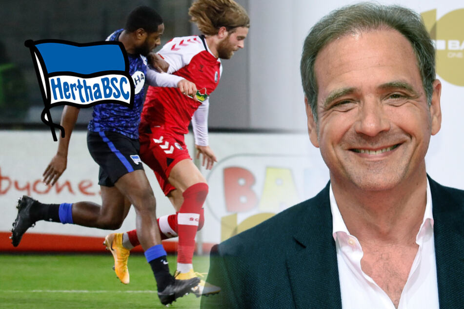 """Neuer Hertha-Boss Schmidt spricht Klartext: """"Im Januar muss gepunktet werden"""""""