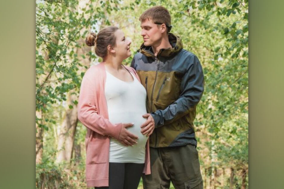 Sarafina Wollny (26) und ihr Ehemann Peter (28) sind nach der Geburt ihrer Zwillinge überglücklich.