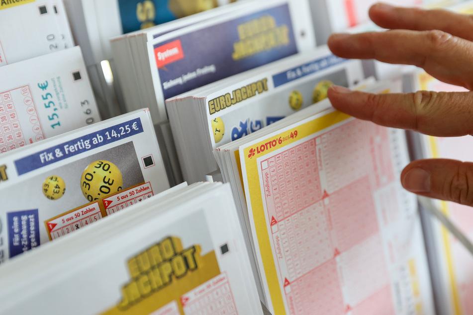 In Sachsen geht der zweite Lotto-Millionen-Gewinn des Jahres nach Leipzig. (Symbolbild)