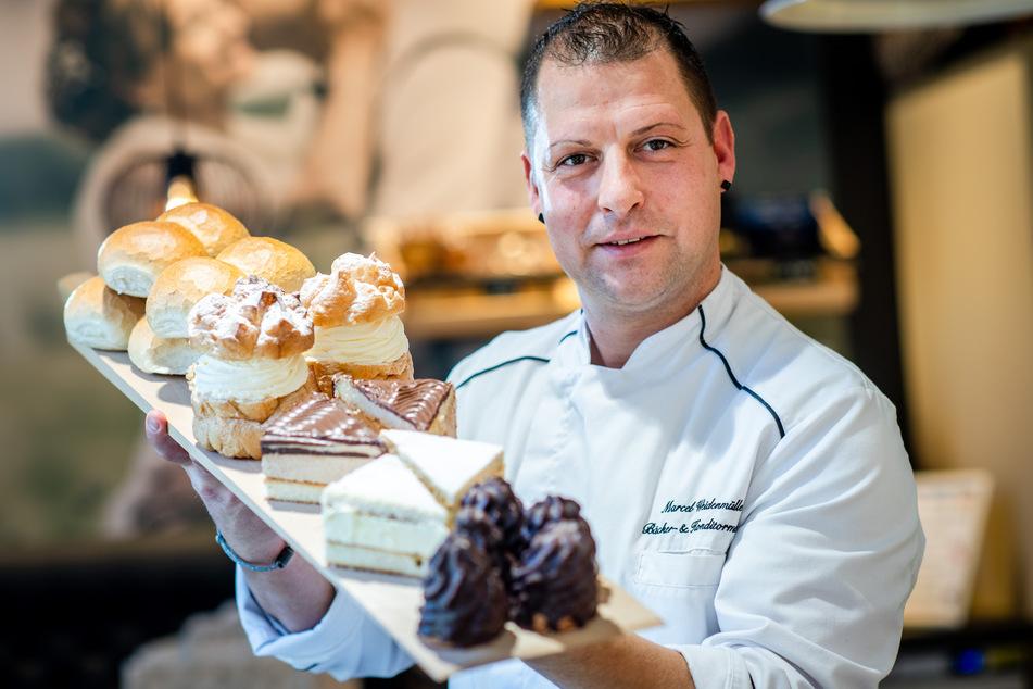 Diesen Bäcker retten seine süßen DDR-Klassiker über die Corona-Krise